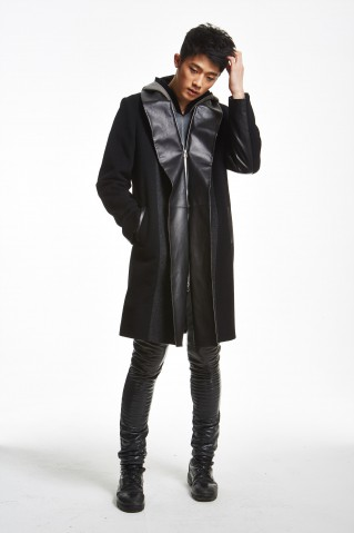 SONO DRS'S Wool Long Coat