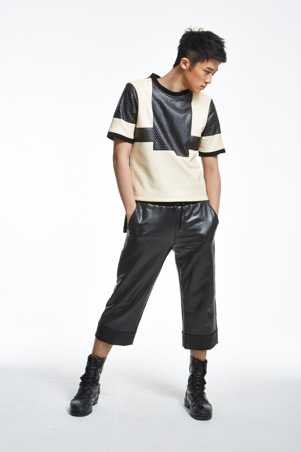 SONO DRS'S Short Sleeves Top