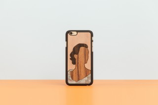 iPhone 5 snap-on cover EDITH