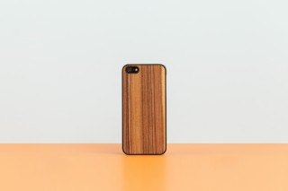 iPhone 5 snap-on cover ROSEWOOD