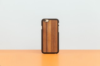 iPhone 6 snap-on cover ROSEWOOD