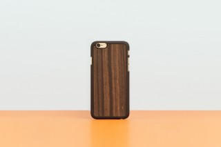 iPhone 6 snap-on cover EBONY