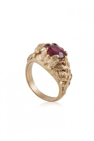 Absenta Ring Red Small Size