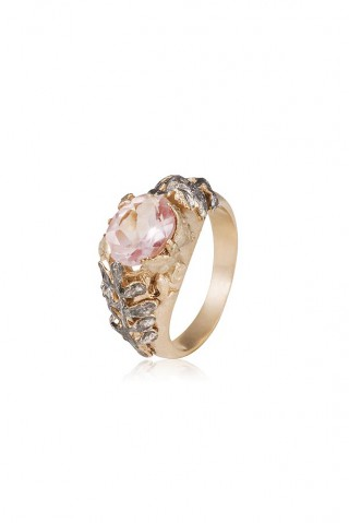 Absenta Ring Bicolor Large Size