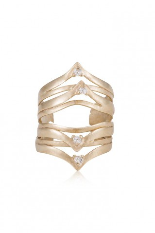 Urial double Ring (opened)