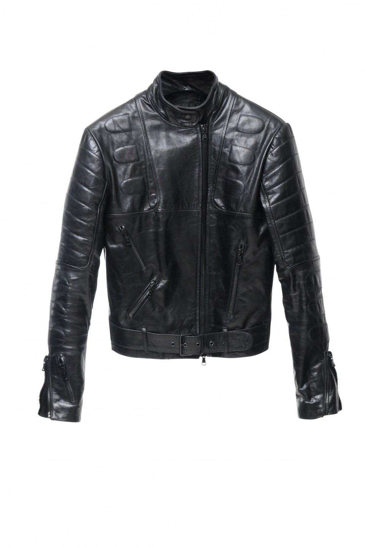 Mardou's Moto Leather Jacket