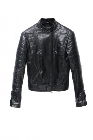 M​ardou's Moto Leather Jacket