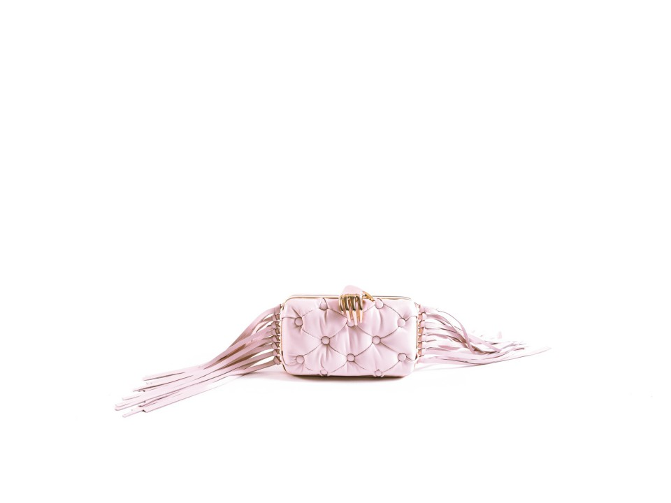 Carmen With Hand Leather Fringed