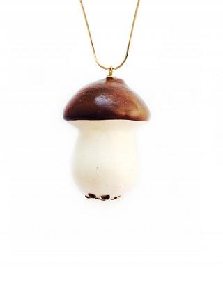 "Cookie ""Chocolate and Sugar Glazed Mushroom"""