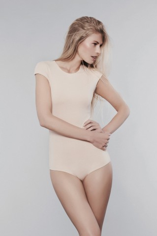 Nude color bodysuit