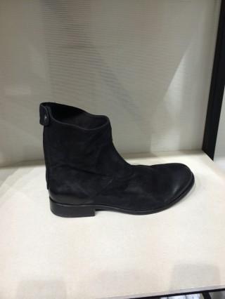 NICHOLAS matte vegetal horse leather (vibram sole)