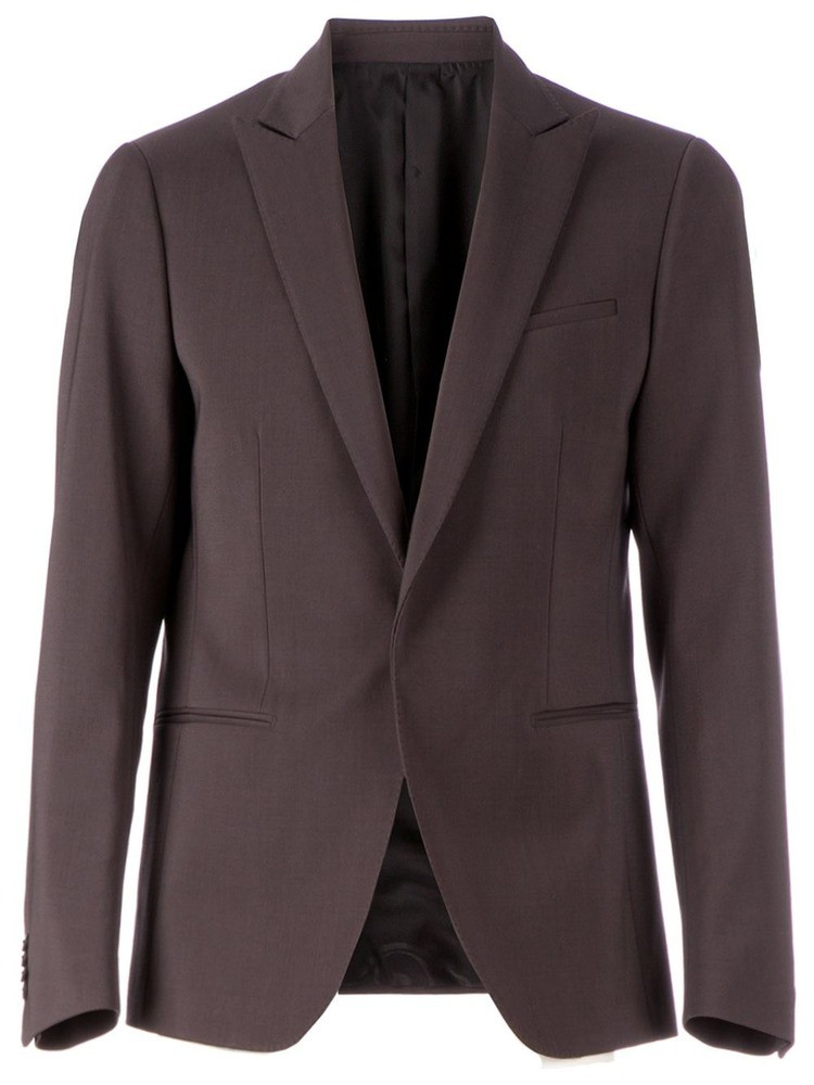 concealed fastening blazer