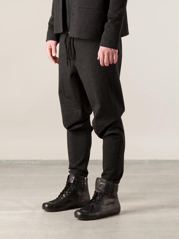 hakama' tapered trousers