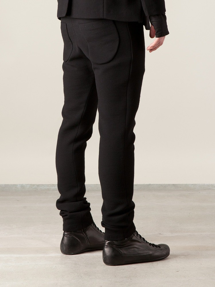 'hobo' skinny trousers