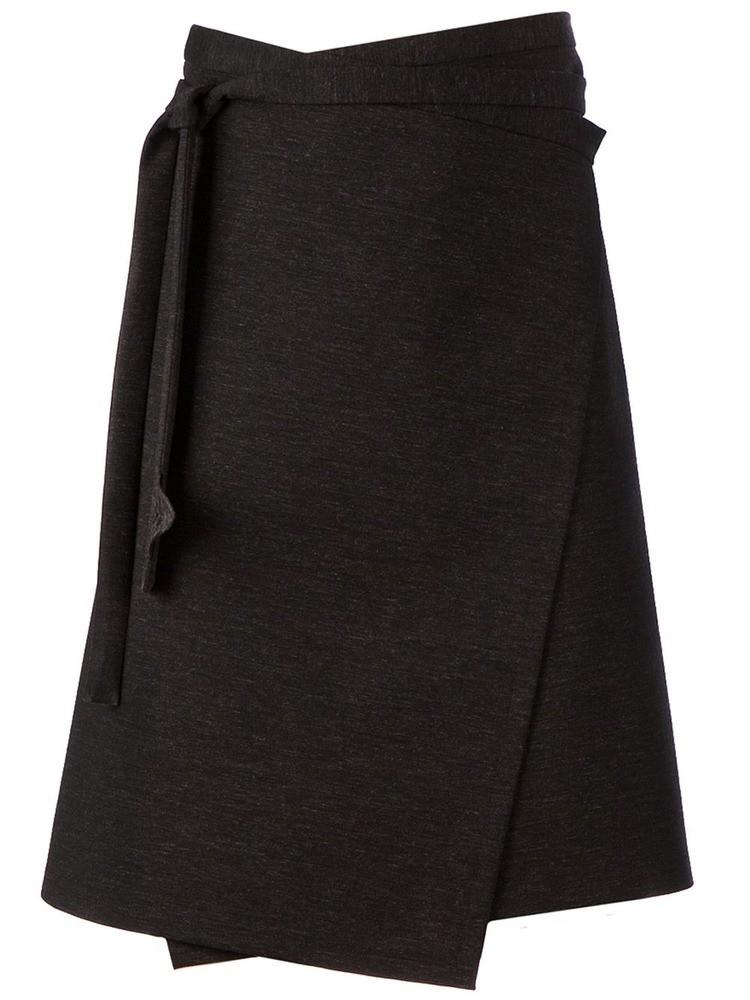 'kusazuri' apron