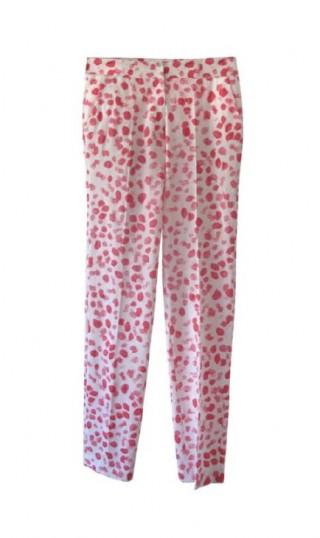 Basic arty print trouser