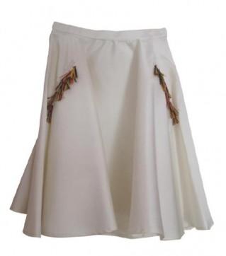 Cape mikado skirt