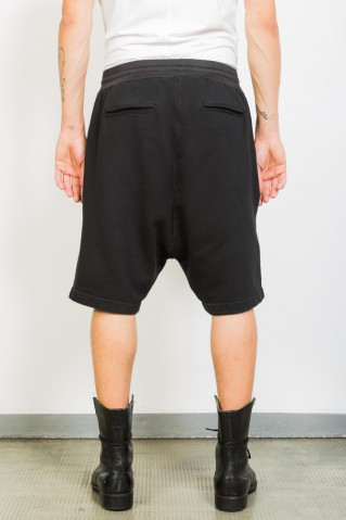 Asymmetric Jogging Shorts