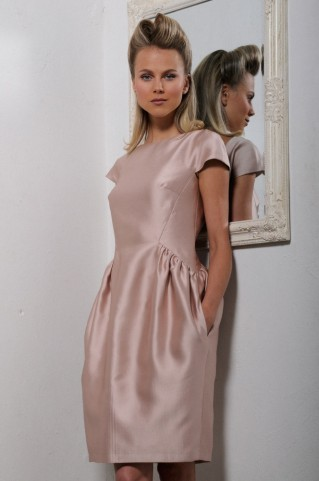 Afternoon dress Francine