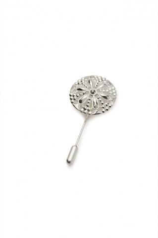 Marmaduke - Silver pin