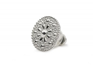Theodore - Silver pin