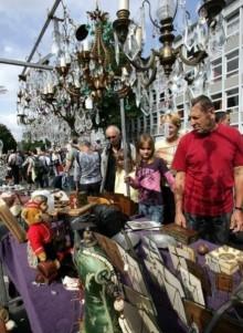 Antiekmarkt Lille