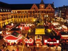 Kerstinkopen kerstshoppen Dusseldorf