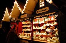 Kerstinkopen kerstshoppen Munster