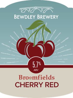 Broomfields Cherry Red