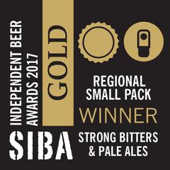 gold regional strong bitters plae ales winner