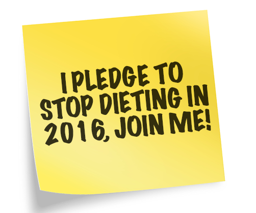 A world without diets – would you sign on?
