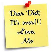 Dear Diet…