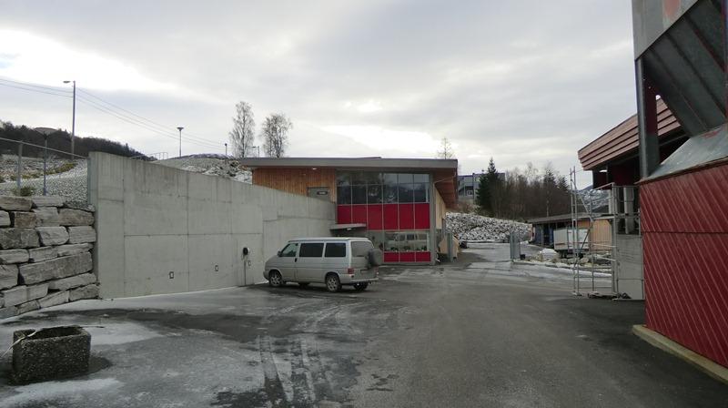 Arna Yrkesskole nybygg