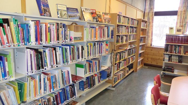 Rom 028 Bibliotek