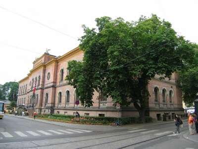 Fasade Foto: Statsbygg