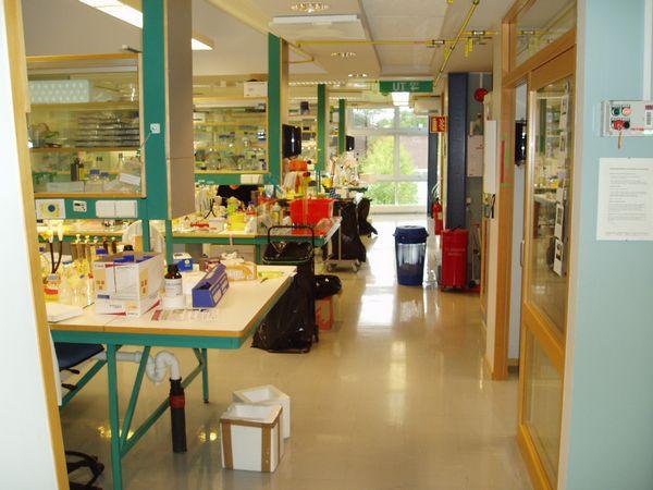 Laboratorium, Foto:Statsbygg