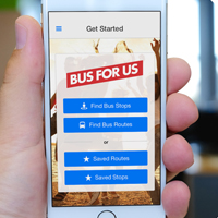 First and Arriva join forces to launch bus stop announcement app for blind and visually impaired passengers