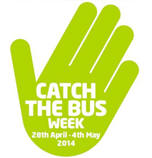 Catch the Bus Week 2014