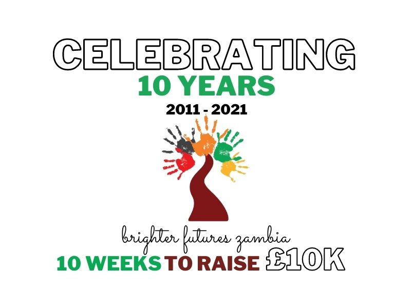 Launching this week, our 10th Anniversary Fundraising Challenge!