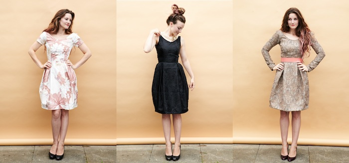 Elisalex Dress Sewalong - By Hand London