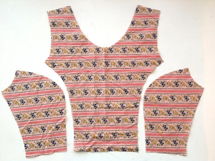 assembling the sleeveless - elisalex dress sewalong - by hand london