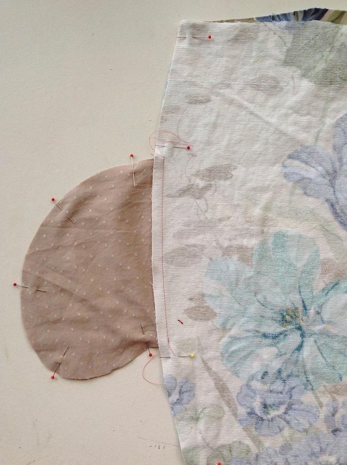 side seam pockets tutorial - by hand london