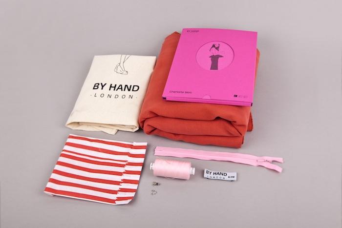 Calling all beginners, Charlotte Skirt Kits back in stock!