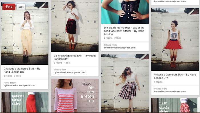 Using Pinterest for creative business