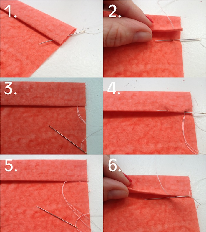 Four Hand Stitches You Need To Know By Hand London Best Hand Stitch Look Sewing Machine