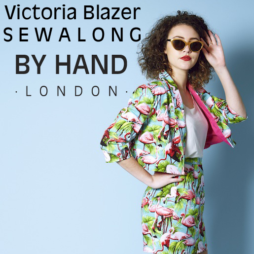 Announcing the Victoria Blazer Sewalong!