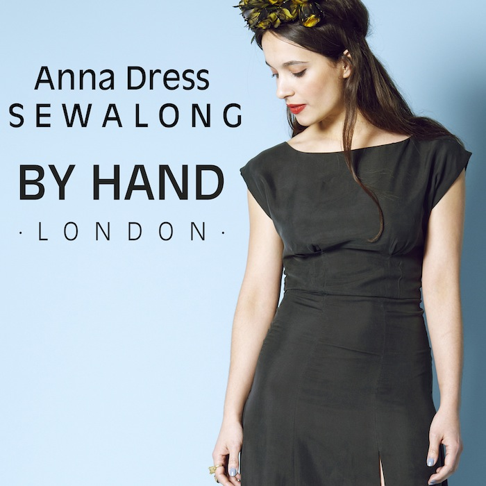 Are you ready for the Anna Dress Sewalong?