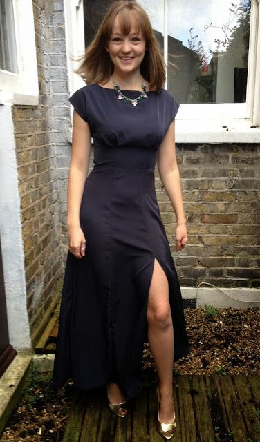 Anna Dress Sewalong round-up - By Hand London