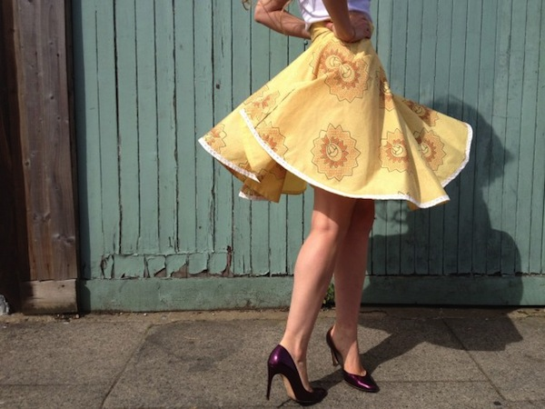 No more circle skirt maths ladies, we've got an app! – By ...