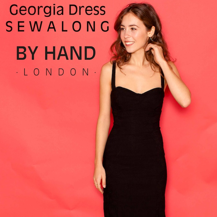 Coming soon: the Georgia Dress Sewalong (including a bonus variation..)!